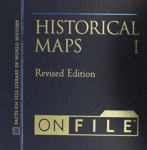 9780816046003: Historical Maps on File: Ringbound