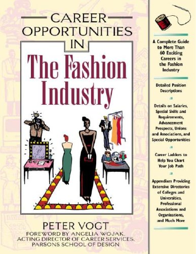 9780816046164: Career Opportunities in the Fashion Industry