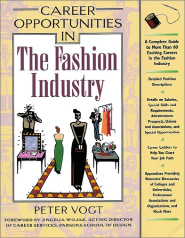 9780816046171: Career Opportunities in the Fashion Industry