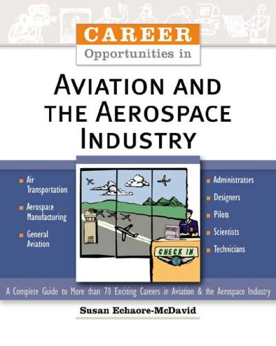 9780816046508: Career Opportunities in Aviation and the Aerospace Industry