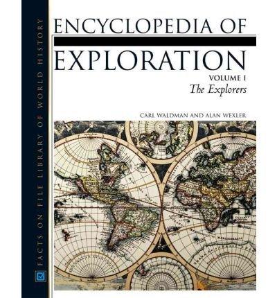 9780816046768: Encyclopedia Of Exploration
