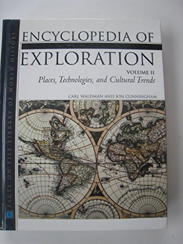 9780816046775: Encyclopedia Of Exploration (Facts on File Library of World History) Volume 2