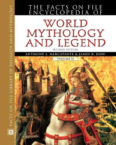 9780816047086: The Facts on File Encyclopedia of World Mythology and Legend (Facts on File Library of Religion and Mythology) 2 Vol. Set