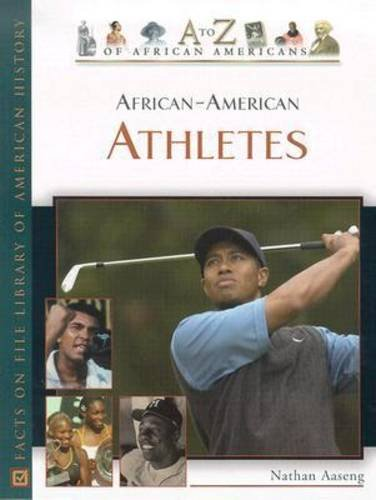 9780816048052: African-American Athletes (A to Z of African Americans)