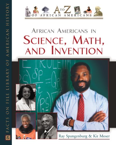 9780816048069: African Americans in Science, Math, and Invention (A to Z of African Americans)
