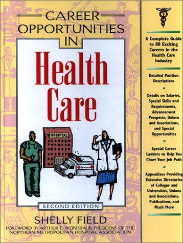 9780816048168: Career Opportunities in Health Care