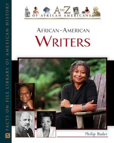 9780816048601: African-American Writers (A to Z of African Americans)