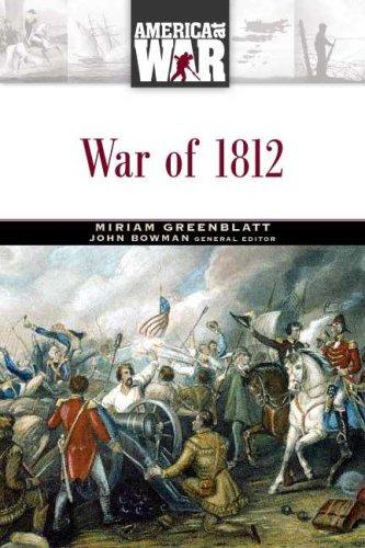 9780816049332: War of 1812 (America at War)