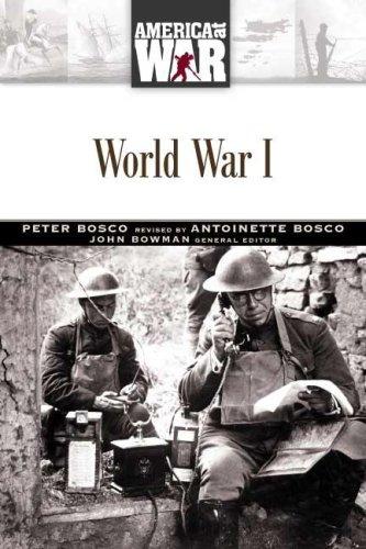 9780816049400: World War I (America at War)