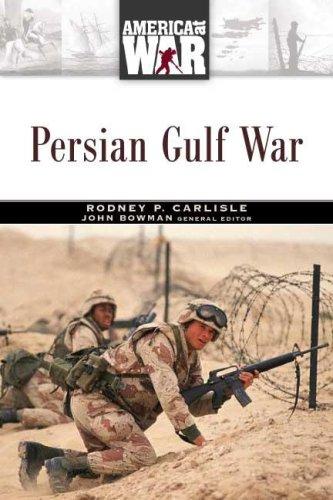 9780816049424: Persian Gulf War (America at War)