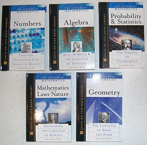 9780816049523: The History of Mathematics Set