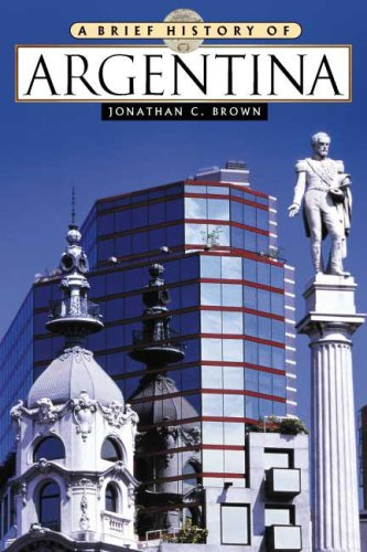 9780816049592: A Brief History of Argentina