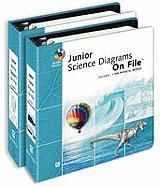 Junior Science Diagrams on File: For Grades K Through 5: The Diagram Group
