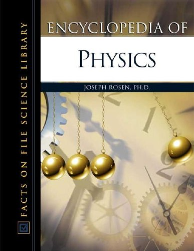 9780816049745: Encyclopedia of Physics