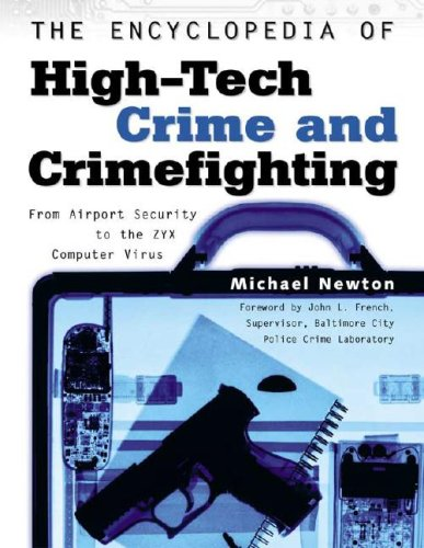 9780816049790: The Encyclopedia of High-Tech Crime and Crime-Fighting (Facts on File Crime Library)