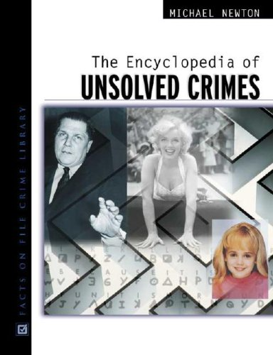 9780816049806: The Encyclopedia of Unsolved Crimes (Facts on File Crime Library)