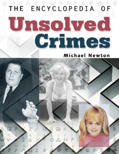9780816049813: The Encyclopedia of Unsolved Crimes
