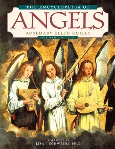 9780816050246: The Encyclopedia of Angels, Second Edition