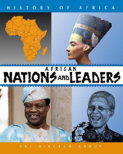 9780816050666: African Nations and Leaders (History of Africa)