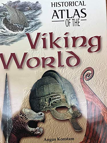 9780816050680: Historical Atlas of the Viking World