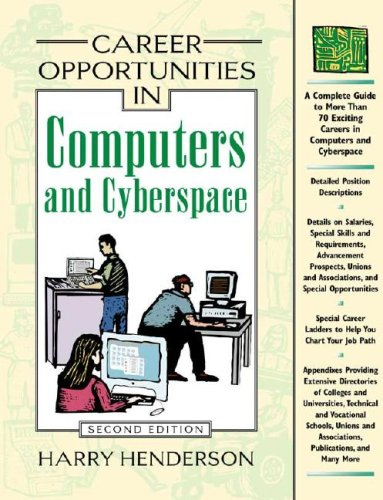 9780816050949: Career Opportunities in Computers and Cyberspace
