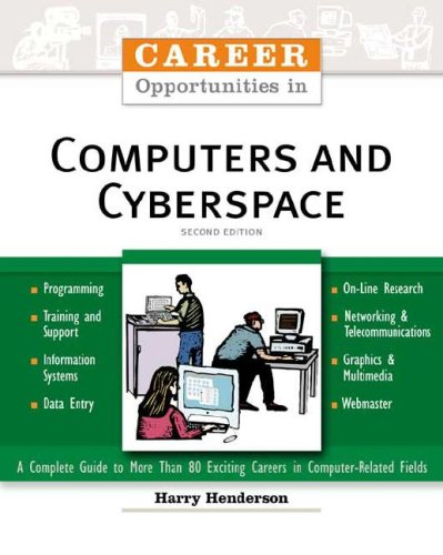 9780816050956: Career Opportunities in Computers and Cyberspace