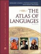 9780816051236: The Atlas of Languages: The Origin and Development of Languages Throughout the World (Facts on File Library of Language and Literature)**OUT OF PRINT**