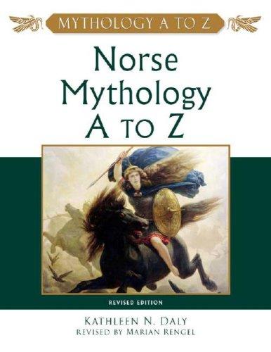 9780816051564: Norse Mythology A to Z (Mythology A to Z Series)