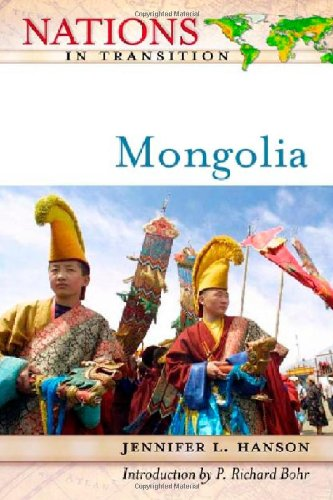 9780816052219: Mongolia (Nations in Transition (Facts on File))
