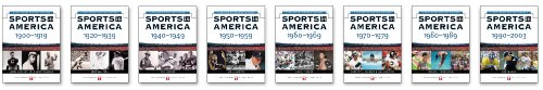 9780816052332: Sports in America (A Decade-By-Decade History)