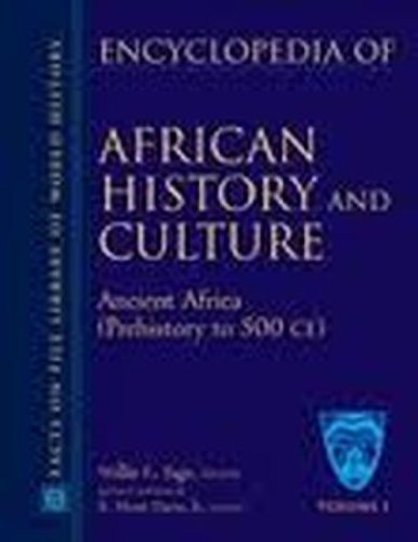 9780816052691: Encyclopedia of African History and Culture (Facts on File Library of World History)