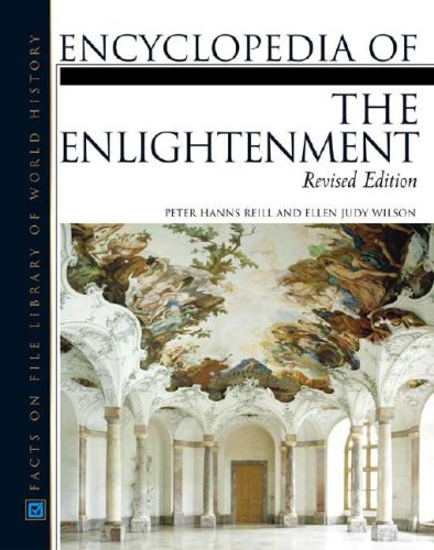 9780816053353: Encyclopedia of the Enlightenment (Facts on File Library of World History)