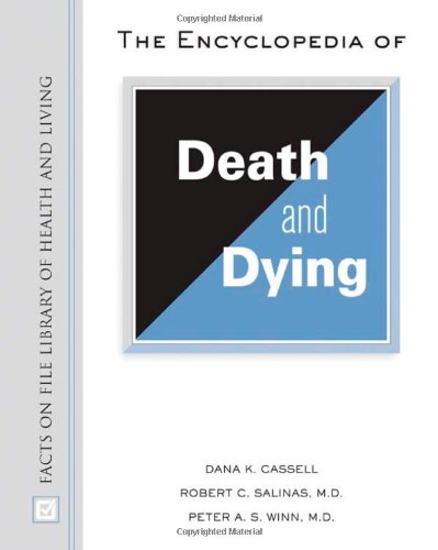9780816053766: Encyclopedia of Death and Dying (Facts on File Library of Health & Living)