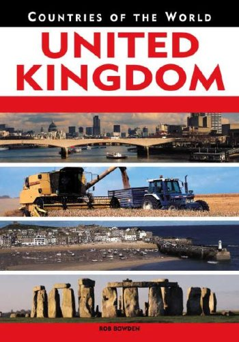 United Kingdom (Countries of the World): Rob Bowden
