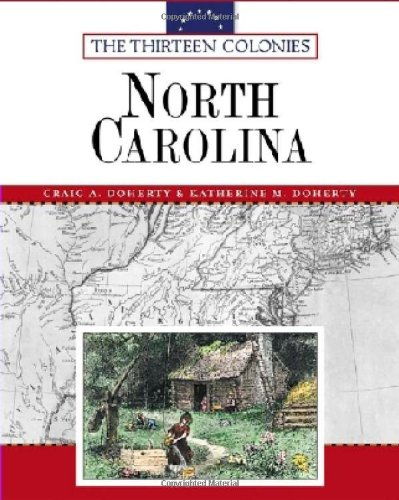 9780816054121: North Carolina (Thirteen Colonies)