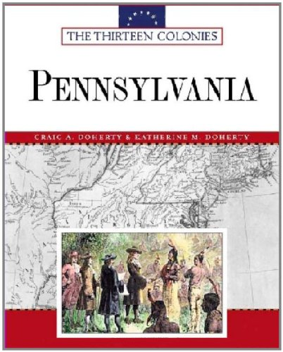 9780816054138: Pennsylvania (Thirteen Colonies (Facts on File))