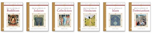 Encyclopedia of World Religions Set, 6-Volumes (Facts: Sara E. Karesh,