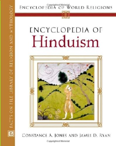 9780816054589: Encyclopedia of Hinduism (Encyclopedia of World Religions)