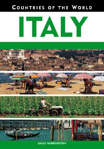 9780816055029: Italy (Countries of the World)