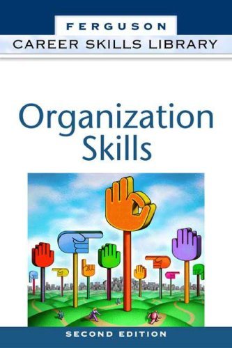 Organization Skills (Career Skills Library): Worth, Richard