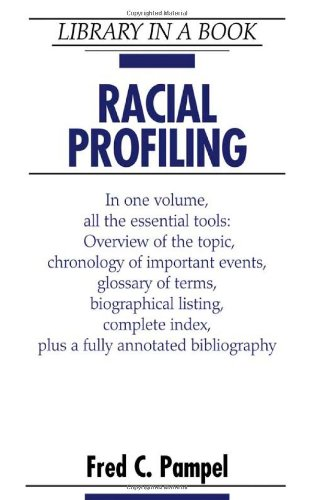 9780816055920: Racial Profiling (LIBRARY IN A BOOK)