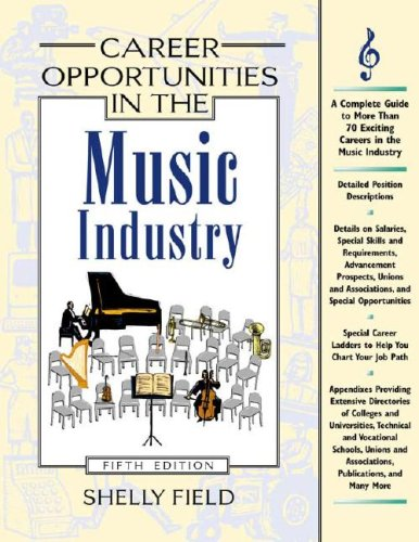 9780816056149: Career Opportunities in the Music Industry