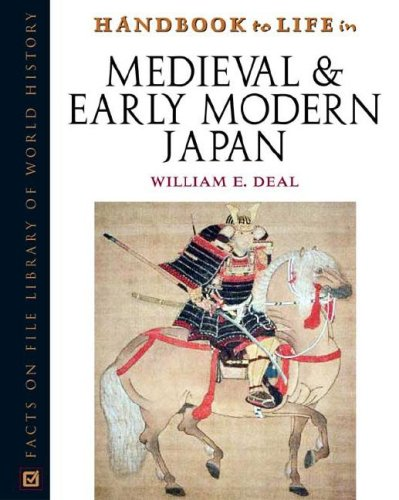 9780816056224: Handbook to Life in Medieval and Early Modern Japan