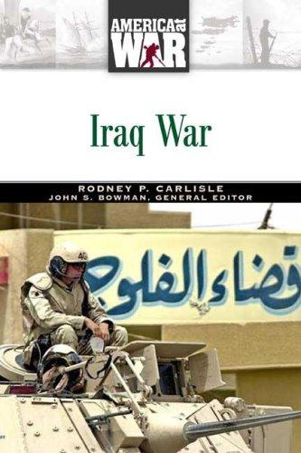 9780816056279: Iraq War (America at War)