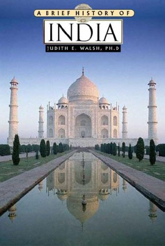 9780816056583: A Brief History Of India