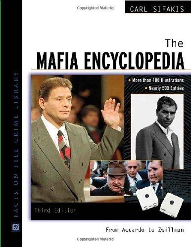 9780816056941: The Mafia Encyclopedia