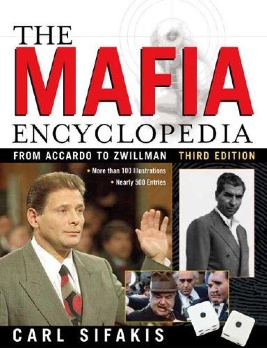 9780816056958: The Mafia Encyclopedia