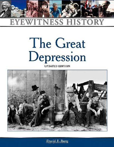 9780816057092: The Great Depression