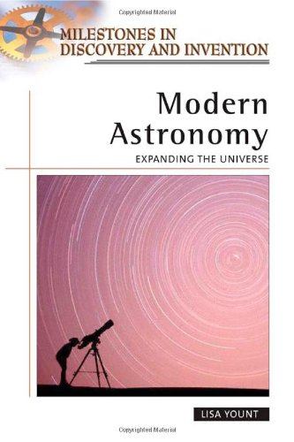 9780816057467: Modern Astronomy: Expanding the Universe (Milestones in Discovery and Invention)