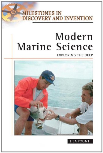 9780816057474: Modern Marine Science: Exploring the Deep (Milestones in Discovery and Invention)